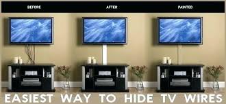 mount tv over fireplace hide wires mounting above gas hiding