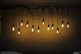 edison bulbs to highlight venue features