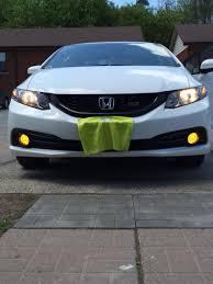2000 Honda Accord Yellow Fog Lights Pin On Honda Civic Si