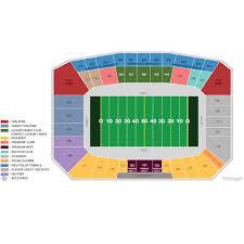 New Tulane Stadium Seating Chart Bestfxtradingplatform Com