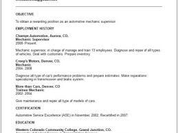 automotive technician resume example auto mechanic resume pics photos automotive mechanic resume cv great