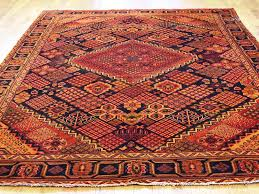 image of over dyed oriental rugs