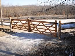 split rail wood fence gate. Wood-fence-Split Rail With Custom Gate 2 Split Wood Fence