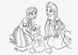 Immagini Frozen Disney Da Colorare Fredrotgans