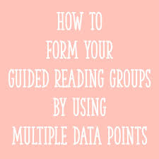 Dibels Lexile Conversion Chart How To Form Guided Reading Groups By Using Multiple Data