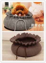 cheap pet furniture. Online Cheap Pet Puppy Cat Bed Cave House Furniture Hand Felted Eco Friendly Grey/Brown By Chinamarket2012 | Dhgate.Com E