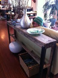 sofa table ideas. Creative Of Design For Thin Sofa Table Ideas Appealing Furniture Narrow Space Pizzafino