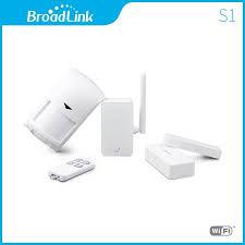 broadlink s1 s1c smartone pir motion door sensor smart home automation alarm security kit wifi remote control via ios android