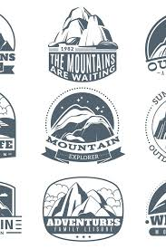 Svg mountains free vector we have about (85,565 files) free vector in ai, eps, cdr, svg vector illustration graphic art design format. Mountain Emblems Hiking Labels With Snow Mountains Peak Lan 817069 Illustrations Design Bundles In 2020 Snow Mountain Emblems Illustration Design