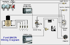 6v generator wiring diagram 6v wiring diagrams