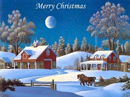 Christmas, Wallpaper, Windows, Desktop, Backgrounds, Desktop ...
