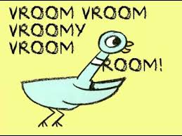 animation of the story book dont let the pigeon drive the bus by mo willems