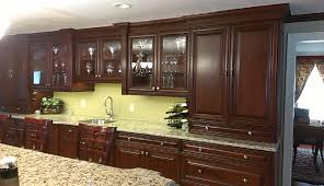 Beautiful Custom Kitchen Cabinet Makers Cabinetry In Massachusetts Inside Design Decorating