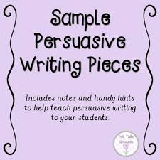 the best persuasive text examples ideas include three example pieces of persuasive texts to help students gain a greater understanding of the
