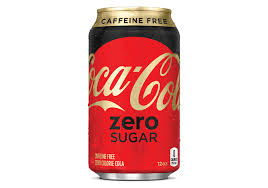 Just watch how much you have because scientists are now targeting coffee more than soda now. Coca Cola Zero Sugar Caffeine Free Coca Cola