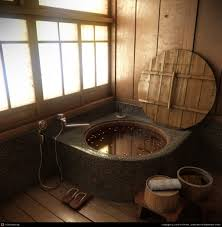Japanese Style Bathroom 12 Japanese Style Bathroom Designs Theydesignnet Theydesignnet