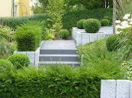 Eingangsbereich Salamon Gartengestaltung Gartenbau
