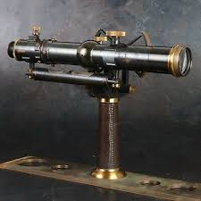 keuffel esser plane table telescopic