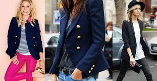 Resultado de imagem para dicas sobre blazer feminino