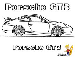 Coloriage De Porschell