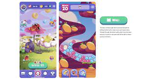 Game UX, Angry Birds Dream Blast on Behance