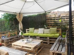 fabulous patio furniture made out of pallets backyard design ideas diy pallet patio furniture pallet deck