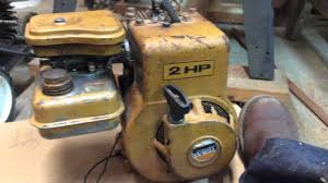 10 year old mechanic - Wires in a kill switch to his Briggs ...