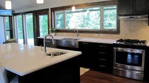 Dark Espresso Kitchen Cabinets Kitchen Cabinets Kitchen Counter Bar Stools Dark Wood Cabinets