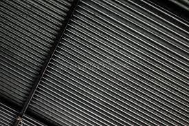 Sheet metal ceiling stock image Image of structure tiling 45145853