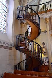 miraculous stairway of loretto chapel santa fe