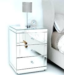 bedside tables mirrored bedside tables a zoom bedside tables target