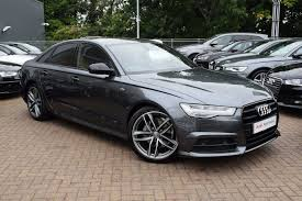 Used Audi A6 TDi Ultra S Line Black Edition 2017 for sale in ...