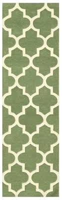 green runner rug emerald green runner rug
