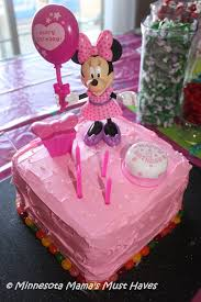 Red And Black Minnie Mouse 1st Birthday Cheapest Party Supplies Cake