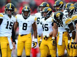 Iowa Hawkeyes 2013 Football Depth Chart The Epilogue 2013 The Offense Black Heart Gold Pants