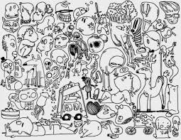 Small Picture Free Printable Doodle Art Coloring Pages For glumme