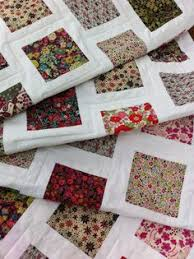 Tips for sewing with Liberty lawn | General Sewing | Pinterest ... & Liberty Tana Lawn Patchwork Quilt - great idea to showcase pieces of  favourite fabrics Adamdwight.com