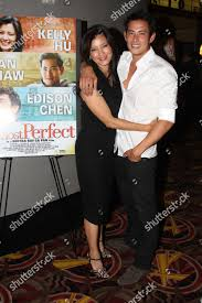 Kelly Hu Ivan Shaw Editorial Stock Photo - Stock Image | Shutterstock