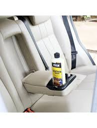 leather polish for your car upholstery
