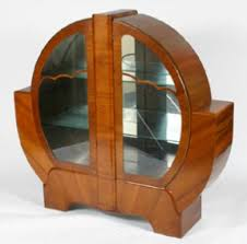 my grandfathers design barget built london i love finding these randomly on the art deco furniture cabinet