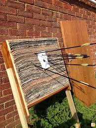 archery interchange uk tips for making a good homemade archery target please