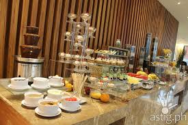 city garden grand hotel makati. Desserts And Sweets As Far The Eye Can See At City Garden Grand Hotel Makati