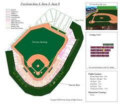 Fenway Seating Chart Pavilion Box Samples Precise Seating Llc