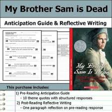have at least one other person edit your essay about my brother  in the winter of 1776 tim and his father had to go on a cattle drive to sell the cows in verplancks new york my brother sam is dead