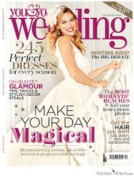 You And Your Wedding Magazine Autumn Wedding London Wedding
