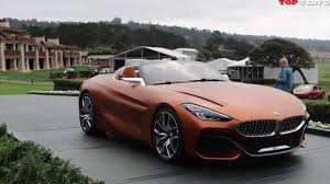 2018 bmw z4 roadster. Brilliant Bmw BMW Z4 Series Concept 2017 DynamicClose To Production For 2018 Bmw Z4 Roadster