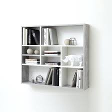 wall mounted shelving units wall mounted shelving unit in white and light atelier wall mounted wire