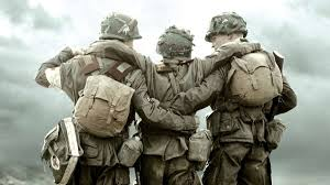 band of brothers official website for the series winner of 6 emmys band of brothers