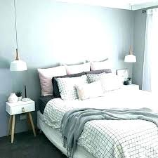 simple bedroom decorating ideas design with grey walls architecture interior modern colors colour