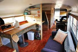 bus converted to amazing tiny home 4